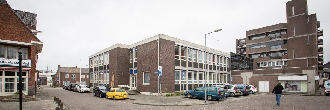 Het voormalige arbeidsbureau