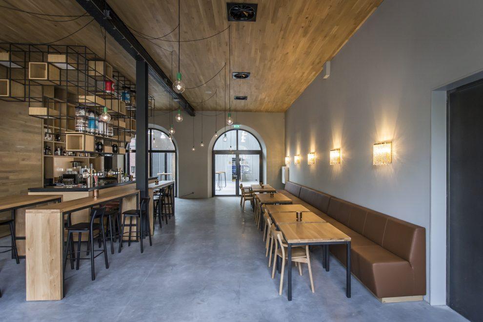 Keykeg Café in de schouwburg