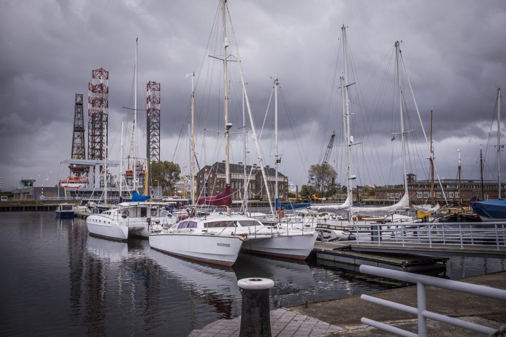 De jachthaven van Willemsoord