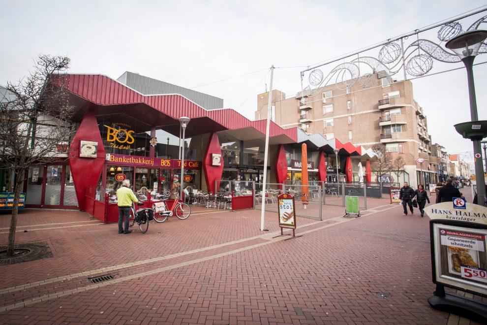 Dagwinkels Spoorstraat