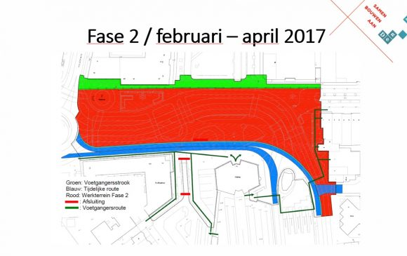 Herinrichting stationslocatie fase 2