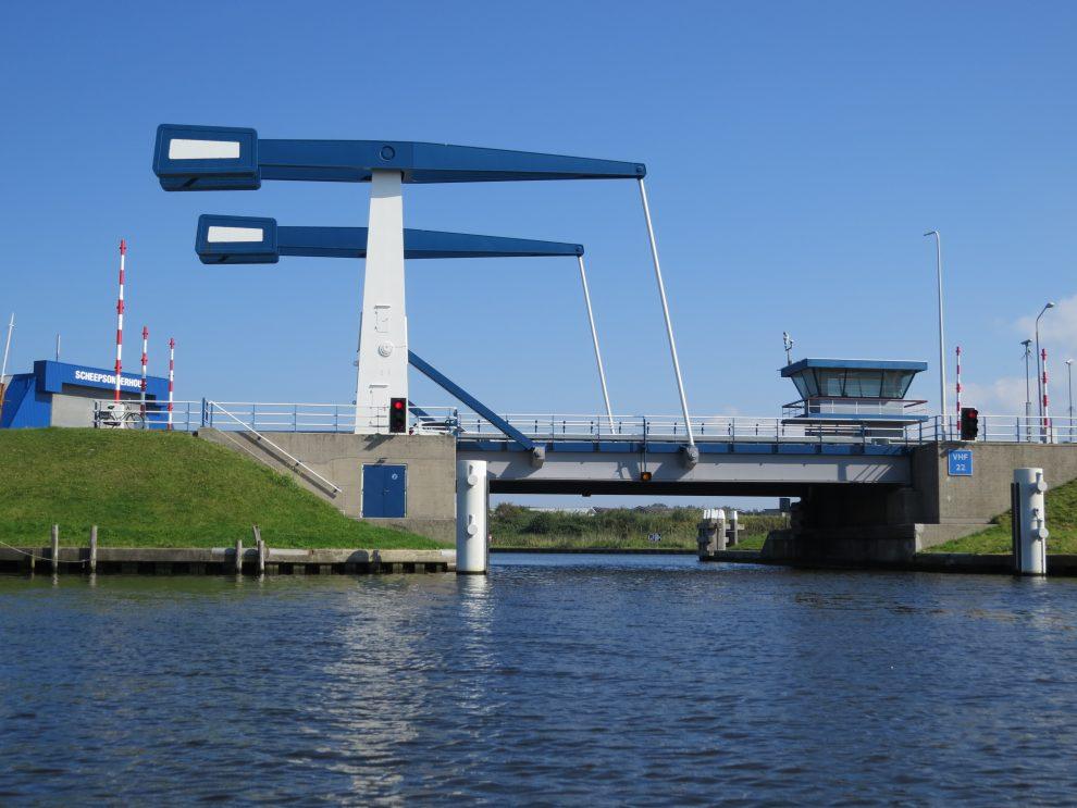 Burgemeester Visserbrug nabij Fort Westoever