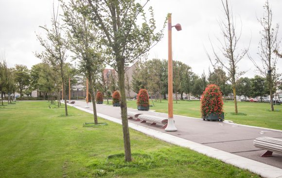 Stadspark Polderplein