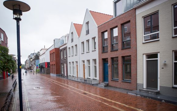 Project Rozenhout in de Spoorstraat
