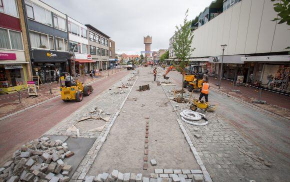 Herinrichting van de Beatrixstraat