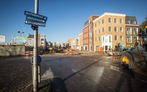 Herinrichting Beatrixstraat